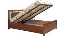 Кровать с подъемным механизмом Кватро